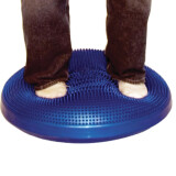 Air Filled Cushion:- Size: Large (23inch diameter)