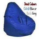 Large Bean Bag Chair Seating