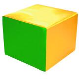 "Softplay, 24"" Cube"