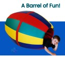 Soft Play Rocking Barrel