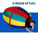 Soft Play Rocking Barrel