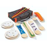 Tactile & Movement Wooden Sensory Path