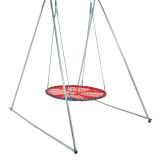 Easy-Up Portable Swing Frame