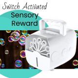 Bubble Machine Adapted Reward
