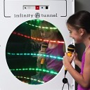 Interactive Infinity Tunnel