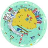 Space Wheel Coastal