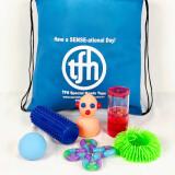Quiet Fidget & Fun Backpack - NEW!