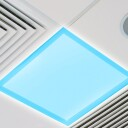 Square Fluorescent Light Filters-Tranquil Blue