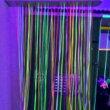 Ultra Violet, Fibre Optic Curtain, wall mount