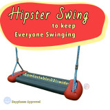 Adult Hipster Swing