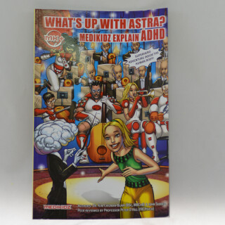 What's Up With Astra? - Books Special Needs Toy