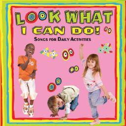 Look What I Can Do CD