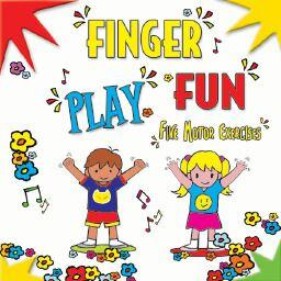 Activity CD, Finger Play Fun
