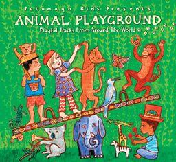 Music CD, Animal Playground