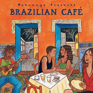 Music CD, Brazilian Playground