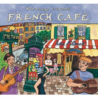 Music CD, French Playground