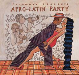 Afro Latin CD