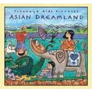 Music CD, Asian Dreamland