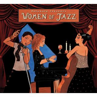 Women of Jazz CD