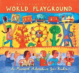 Music Cd, World Playground