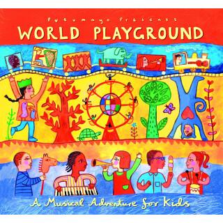Music Cd, World Playground