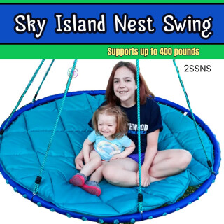 Sky Island Nest Swing