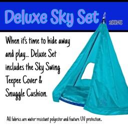 Sky Island Teen Nest Swing
