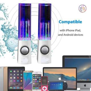 Water Dancing LED Speakers