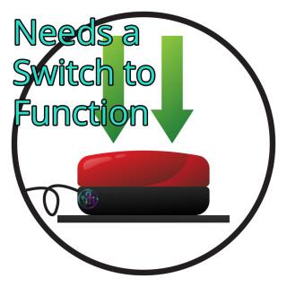 Orbitor Light - Switch Adapted Wand