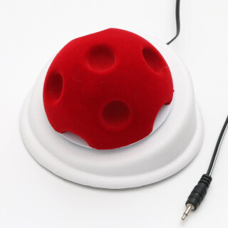 Bumpy Ball Switch Red - LIMITED SUPPLY