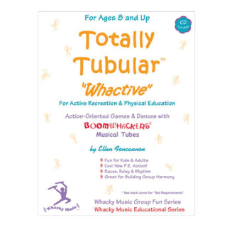 Totally Tubular Whactive CD - LIMITED SUPPLY