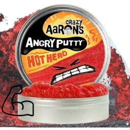Hot Head - Angry Putty