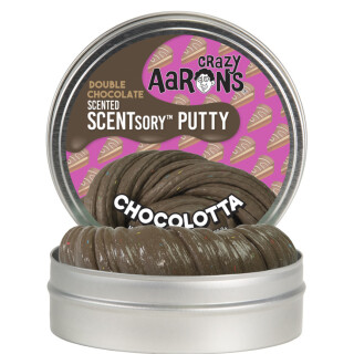 Crazy Aaron's Chocolotta Scentsory Putty