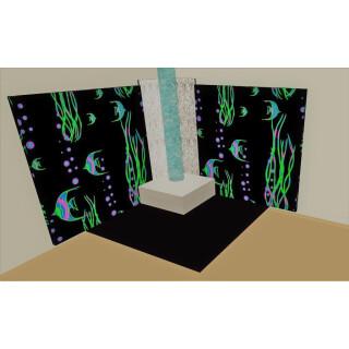 Complete Aquarium Sensory Glow Corner