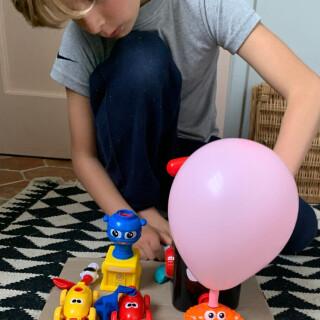 Balloon Pumper