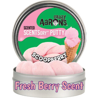 Crazy Aaron's Scented Putty - Scoopberry