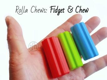 Rolla Chews & Fidgets, by ChuBuddy