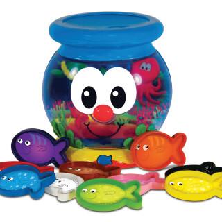 Color Fun Fish Bowl