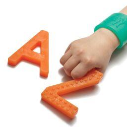 A & Z Chew Toy Letters
