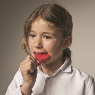 Knobbly Chewing Toy - Regulating Sensory Toy