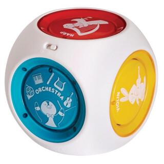 Musical Cuboid - Sensory Toy