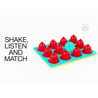 Shake Listen Match - Auditory Processing Game