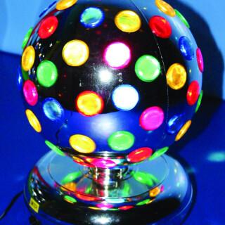 Gem Sphere Light Display - Sensory Room Switch Reward