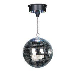 Illuminated Mirror Ball