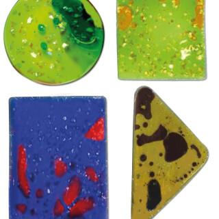 Jelly Shapes - Bright Sensory Toy