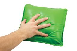Vibrating Pillow - 30cm -unadapted