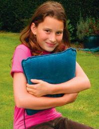 Vibrating Pillow (Switch Operated) - 30cm Square