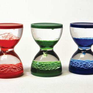 Liquid Timers, Visual Sensory, 3 Pack