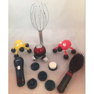 Vibrating Massage Kit - Hands on Special Needs Toy