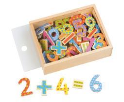 Magnetne številke